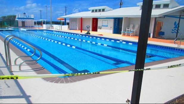 Pala Lagoon Swimming Center | American Samoa | Samoa News