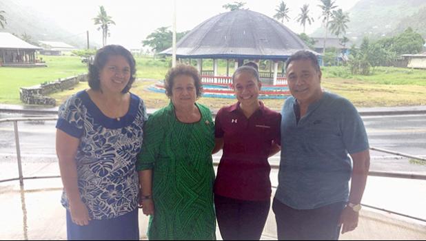 Congratulations to Aitulagi Alofa and her proud parents!