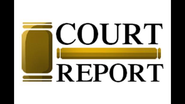 Court Report banner