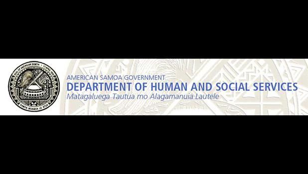 Dept of Human and Social Services logo
