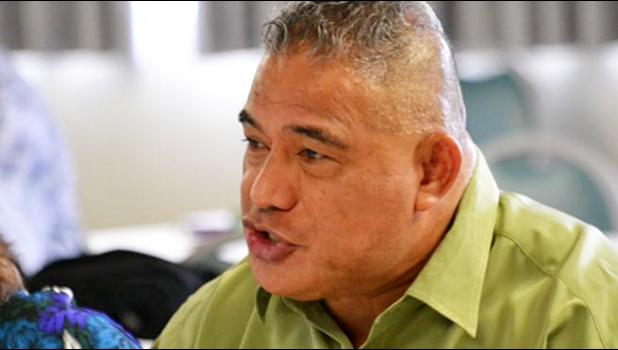 American Samoa Director of Health, Motusa Tuileama Nua