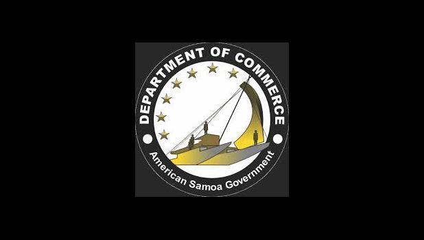Dept. of Commerce logo