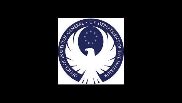 DOI-OIG logo