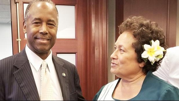 Amata and HUD Secretary Dr. Ben Carson