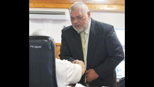 Sala Dr. Sataua Mata'ese Samuelu