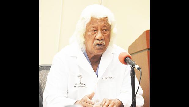 Dr. Saleapaga
