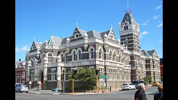 Dunedin High And District Court