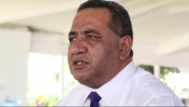 General Secretary Reverend Vavatau Taufao