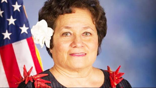 Incumbent Congresswoman Aumua Amata is seeking a second term. [Photo: Supplied/United States Congress]