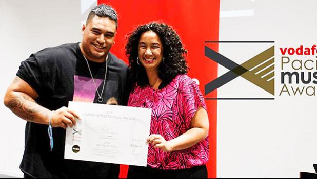 Kings and Pacific Music Awards trustee, Petrina Togi-Saena [Photo: Supplied / Vodafone Pacific Music Awards]