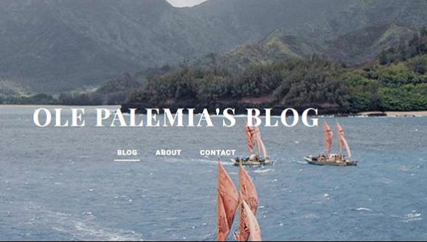 O Le Palemia [Photo: Supplied to RNZI]