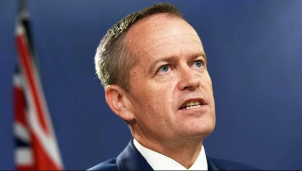 Australia's opposition Labor Party leader Bill Shorten. [Photo: AFP via RNZI]