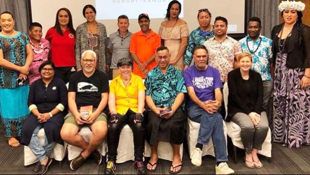 The International Lesbian, Gay, Bisexual, Trans and Intersex Association delegates