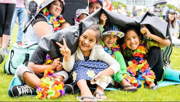 Photo from a previous Wellington Pasifika festival