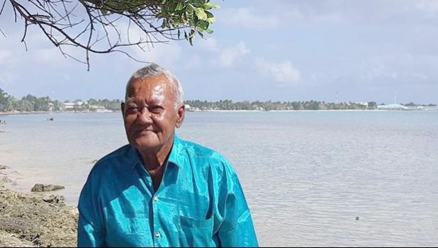 74-year-old Teaga Esekia,