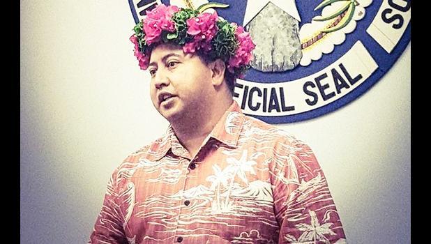 CNMI Governor Ralph Torres
