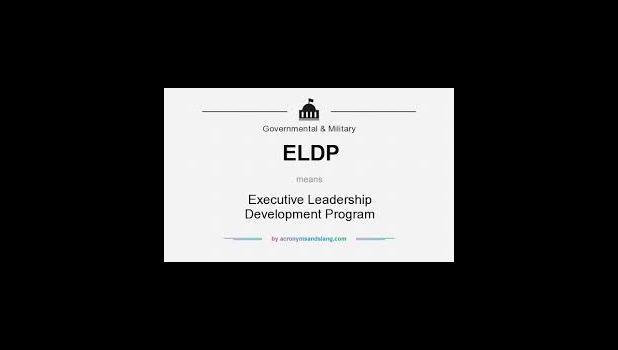 ELDP logo