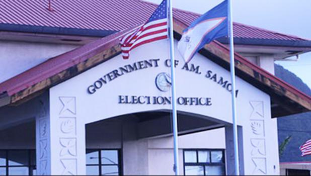 American Samoa Election Office photo