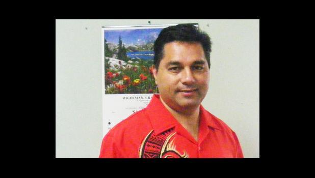 ASNOC secretary general Ethan Lake [RNZI]