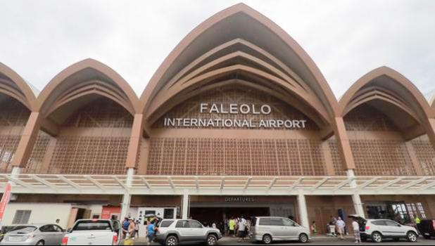 Faleolo International Airport photo