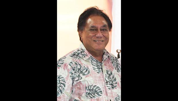 LBJ chief executive officer, Faumuina John Faumuina