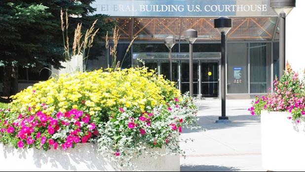 Federal Courthouse Anchorage, Alaska