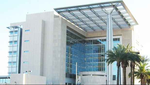 Las Vegas federal court building