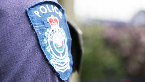 Fiji police logo
