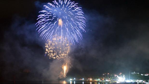 2019 fireworks show