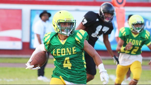 Leone Lions Ben Tikeri returning this kick off