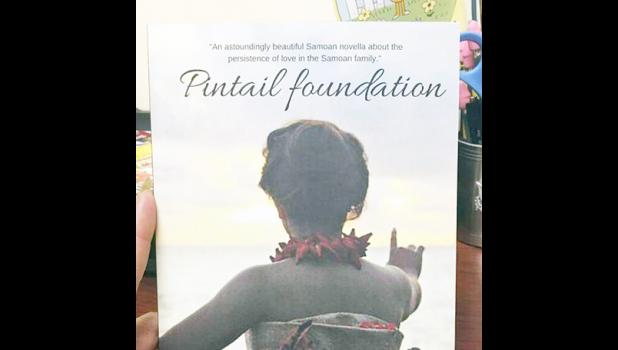 The newest release from local author Lynn Pulou-Alaimalo is Pintail Foundation, the second installment to her Aiga Series. See story for full details.  [courtesy photo]