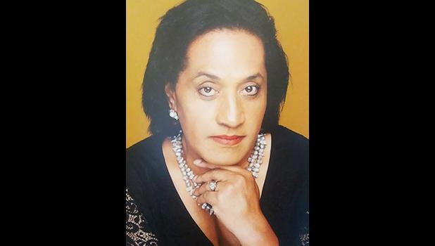 Joey Mataele, a long-time activist for the rights of transgender women in Tonga. [Photo: Supplied]