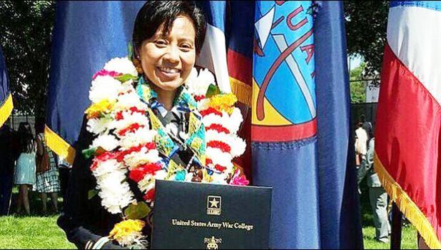 Colonel Esther Joan Aguigui