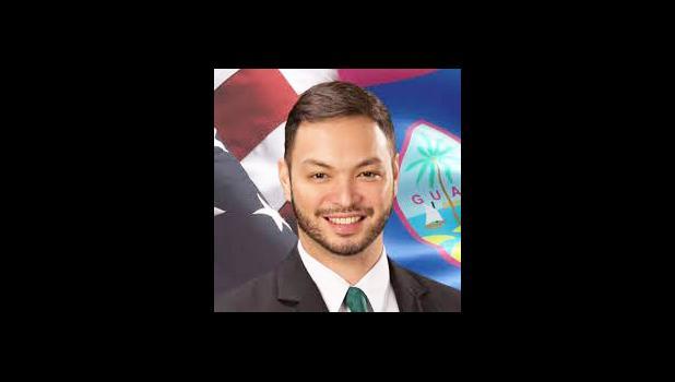 Guam's congressman, Michael San Nicolas