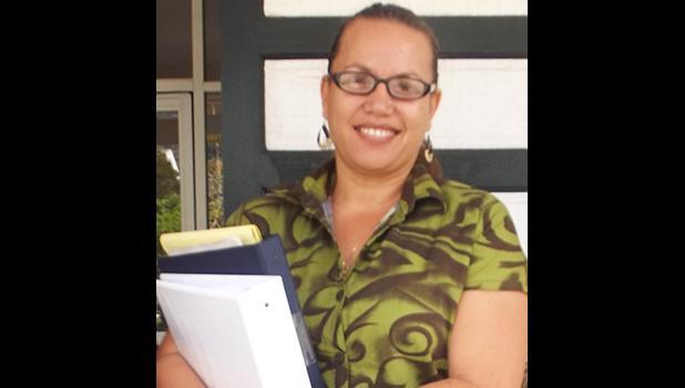 Attorney Gwen Tauiliili-Langkilde
