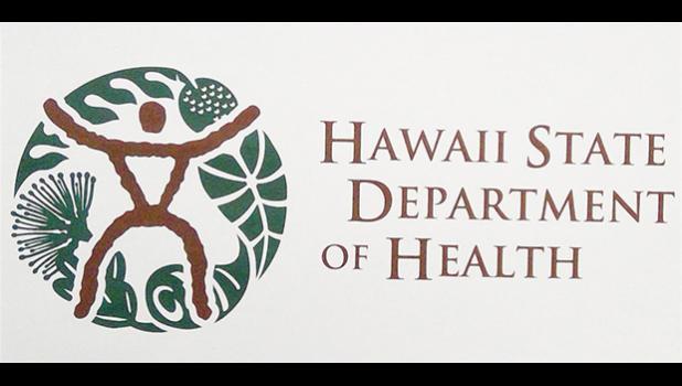 Hawaii Dept. of Health logo