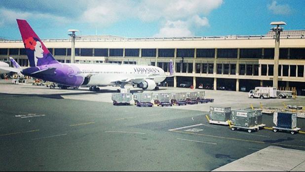 Daniel K. Inouye International Airport. [photo from website]