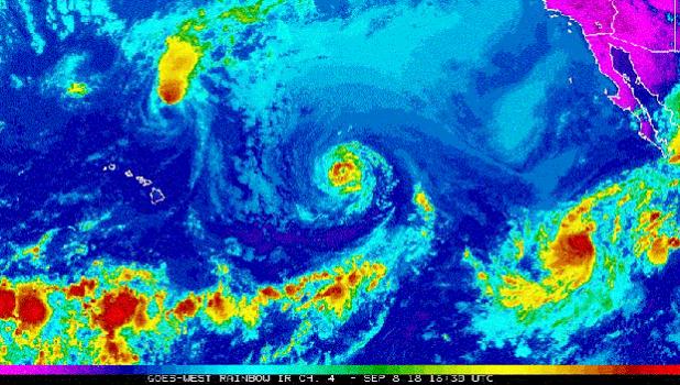 Satellite Image from NOAA