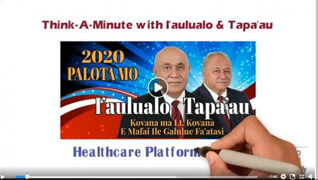 I'aulualo and Tapa'au,paid advertisement