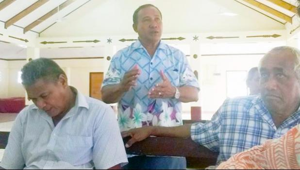 CHURCH MINISTERS CONCERNED: The Church Ministers whom have queried the passing of the Act proposing that they should have been consulted before-hand and the government should have informed all Church Ministers that would have been likely affected. [Samoa Observer]