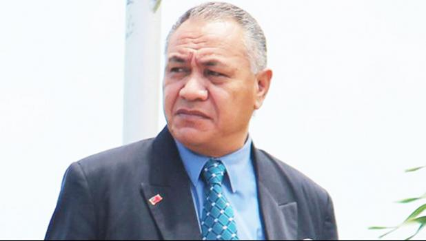 I WILL NOT GIVE UP ON THIS ISSUE: Member of Parliament, Honourable Olo Fiti Vaai. (SO file photo)