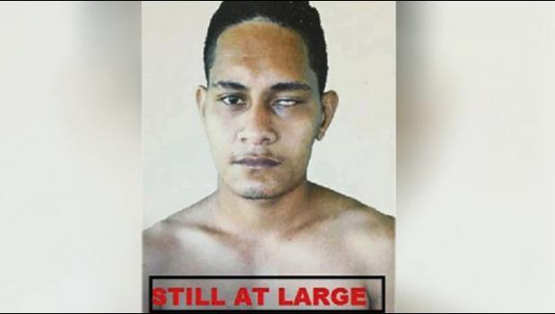 MOST WANTED MAN: Uili Manuleleua.  [Samoa Observer]