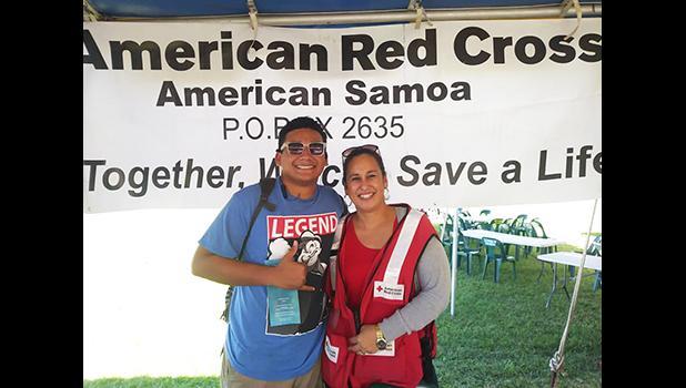 American Red Cross regional volunteer of the month: June