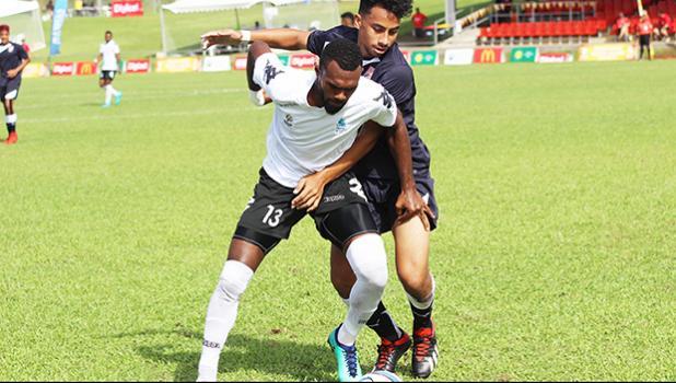 Kuresa Tagai is entangled with Malaki Rakula of Fiji