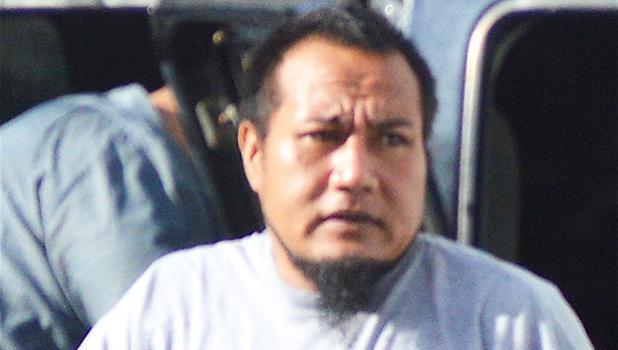 Bus driver, Lalomilo Taume
