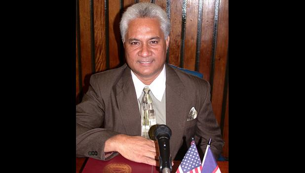 Rep. Larry S. Sanitoa