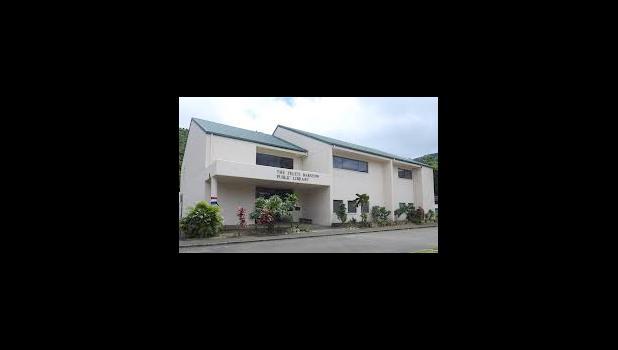 Feleti Barstow Public Library