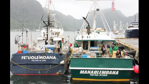 """Wespac is deciding if American Samoan """"cultural fishing"""" includes commercial longline tuna fishing. [photo: WestPac]"""