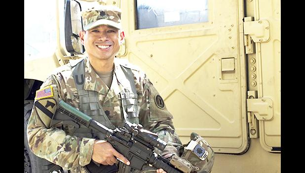 Lt. Col. Alejandro Buniag