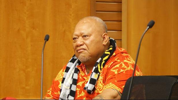 Samoan national Joseph Matamata